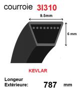 Courroie 3l310- longueur 787mm