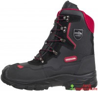 Bottines de bûcheronnage anti-coupures Oregon  Yukon T 41