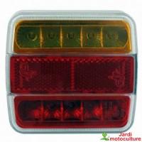 Feu arrière à LED 12V