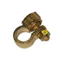 Cosse de batterie (négatif) en laiton simple serrage pour câble 35mm2