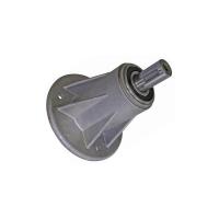 Palier de lame droit adaptable pour castelgarden à éjection arrière 102 & 122